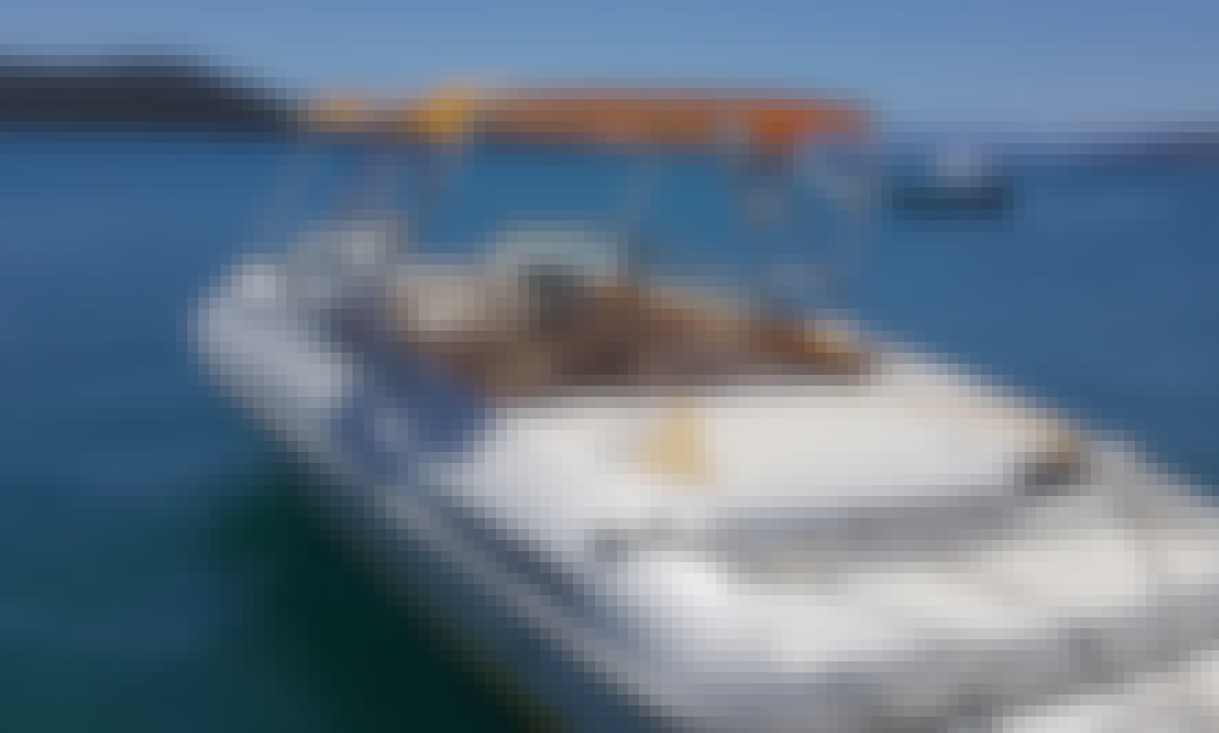 Speed boat Mariah sx25 for rent in Elounda-Crete