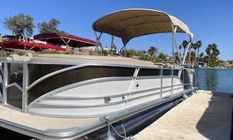 2021 Berkshire 24' Luxury Pontoon in Lake Havasu City