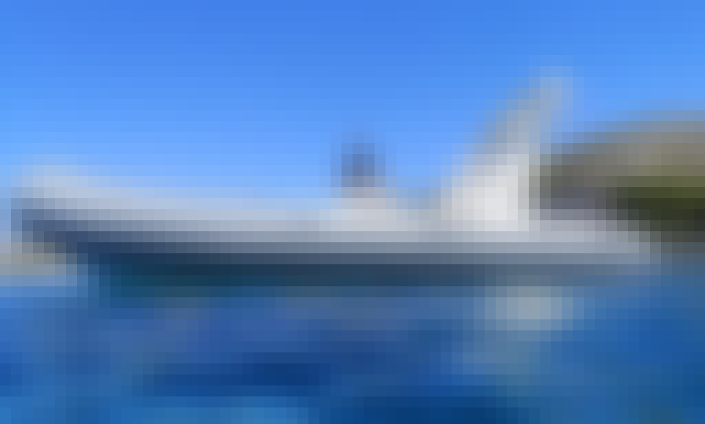 SACS RIB Powerboat Rental in Kontokali