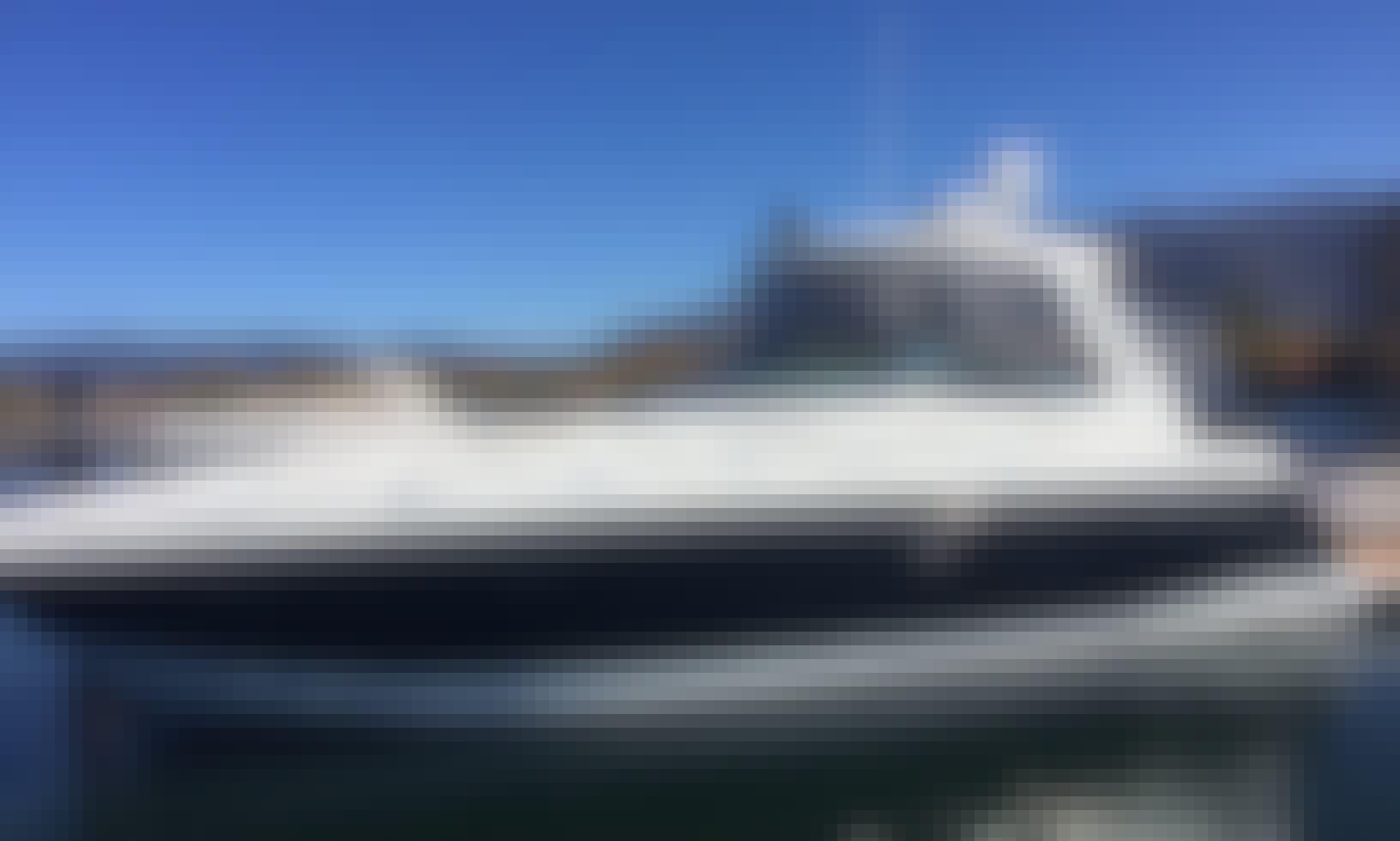 Lake Tahoe Boat Charters - Formula 40 PC