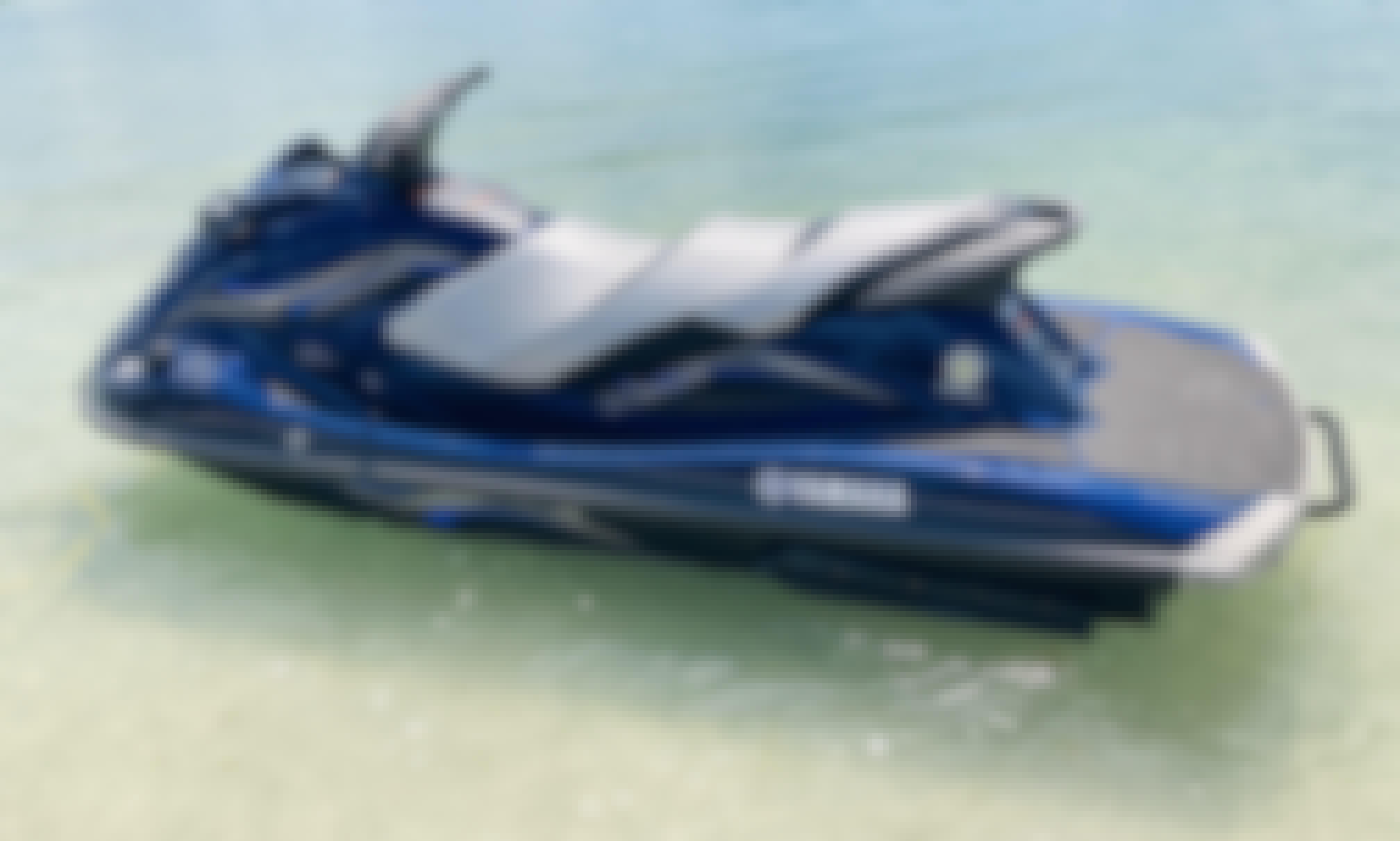 Sarasota, 2014 Yamaha Waverunner VX Deluxe