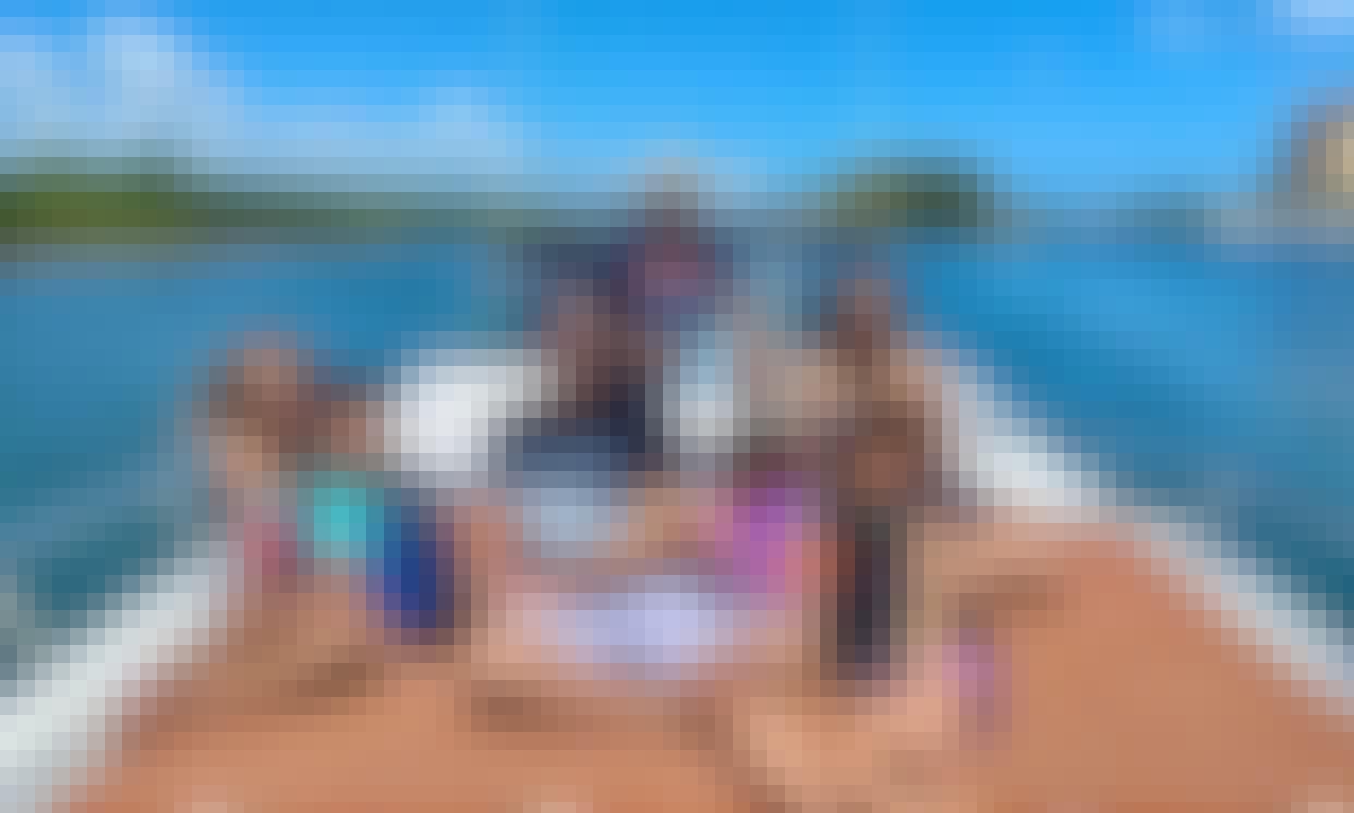 Cruise South Florida in Affordable Luxury! Book Sea Ray Sedan-Bridge 50 Motor Yacht!