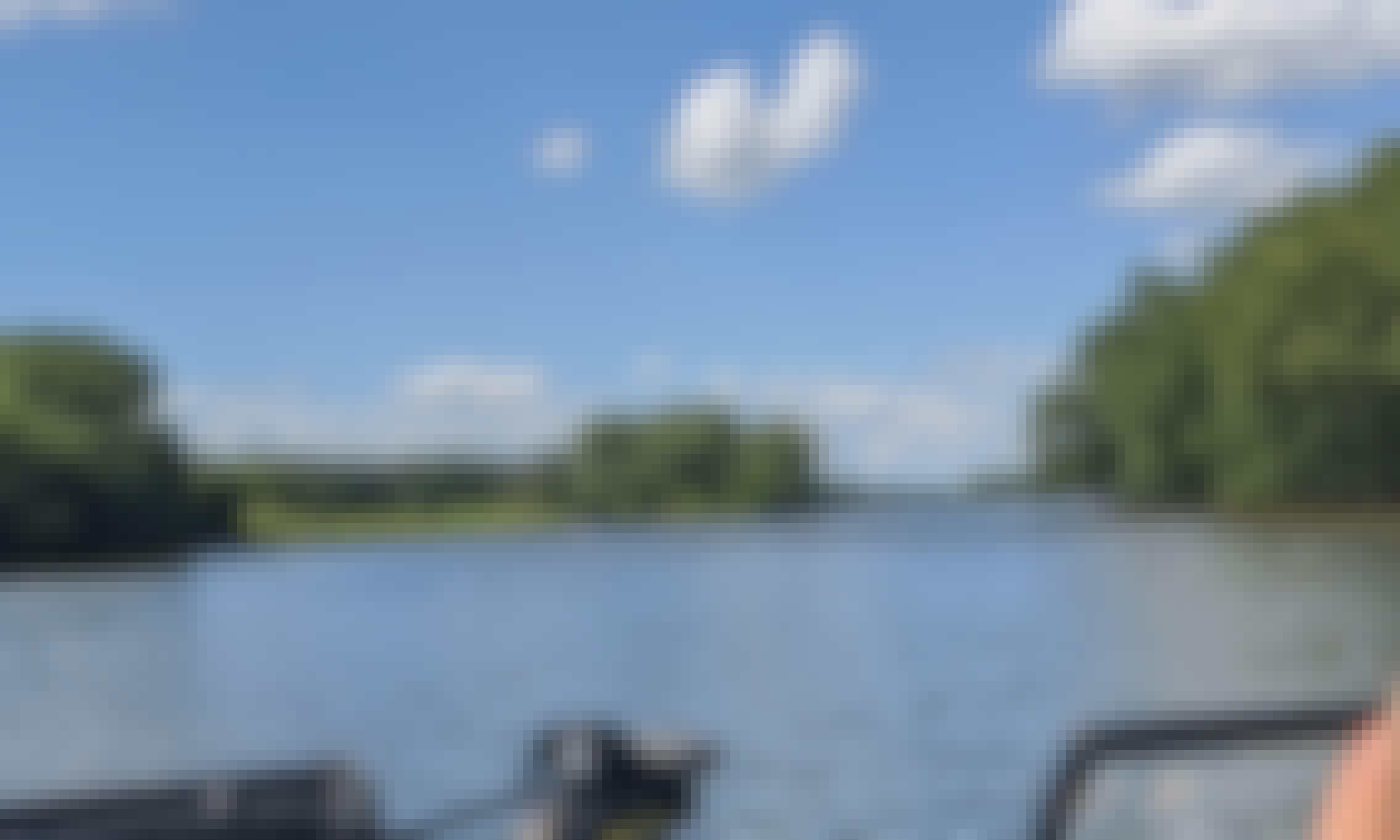 Starweld 18pro! Cruise, Fish or Swim in Crystal Lake