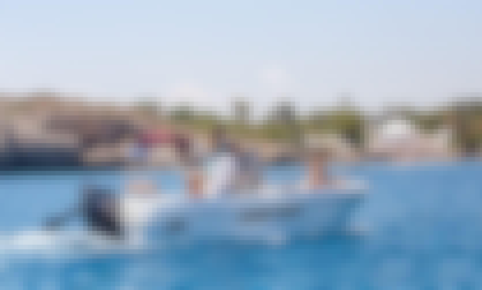 Karel Paxos 170 Powerboat in Rodos