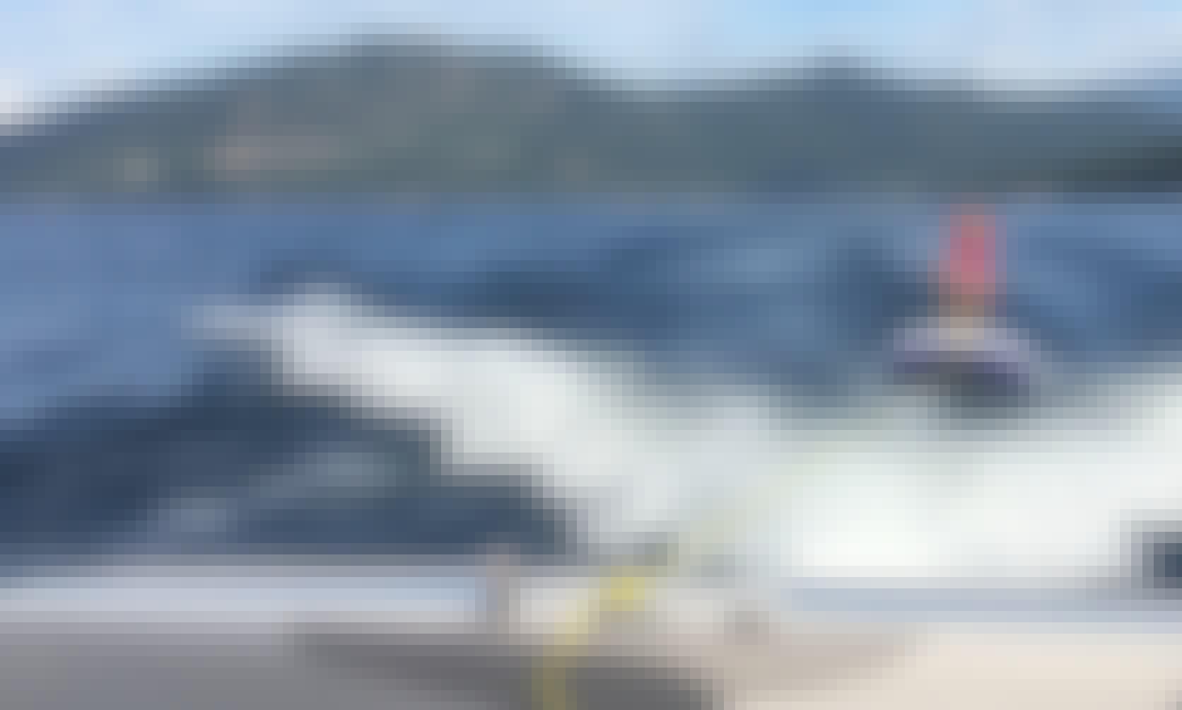 24 MXZ Malibu Wakesetter for rent in the Shuswap Lake, South Thompson