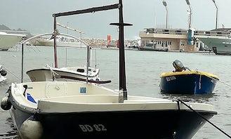 Boat Excursion in Budva Riviera