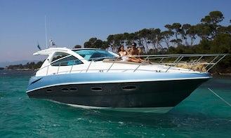 Sealine SC38 Motor Yacht Rental in Paleo Faliro, Greece
