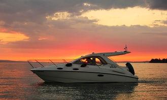 Sealine SC29 Motor Yacht Rental in Paleo Faliro, Greece
