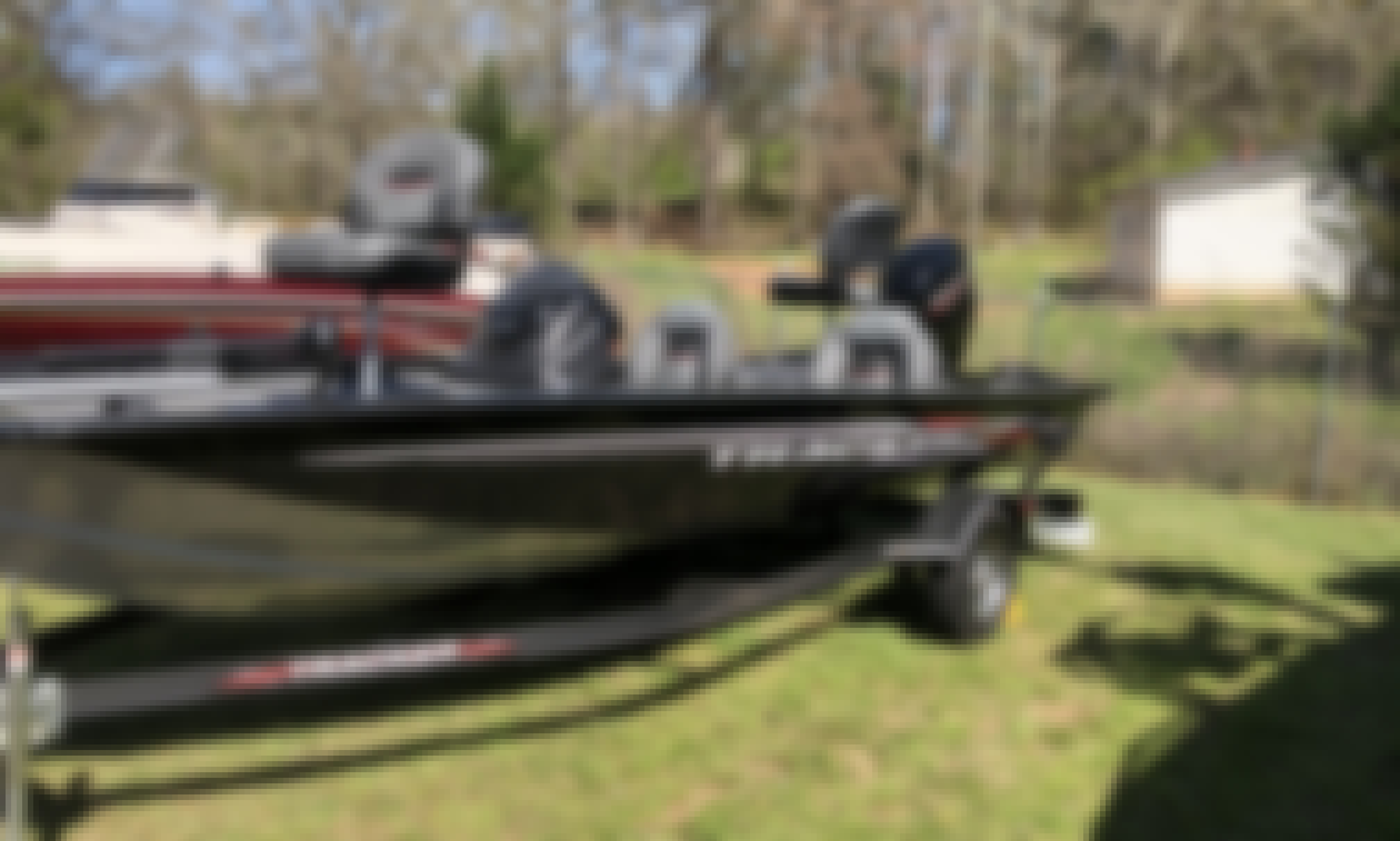 Fishing Boat Perfect for Bass, Crappie and More-  Lake Allatoona & West Point