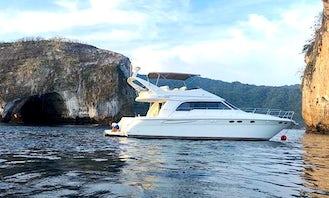 Sea Ray 50 Motor Yacht in Puerto Vallarta, Jalisco