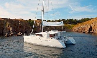 2019 Lagoon 450 Catamaran Rental in Paleo Faliro, Greece