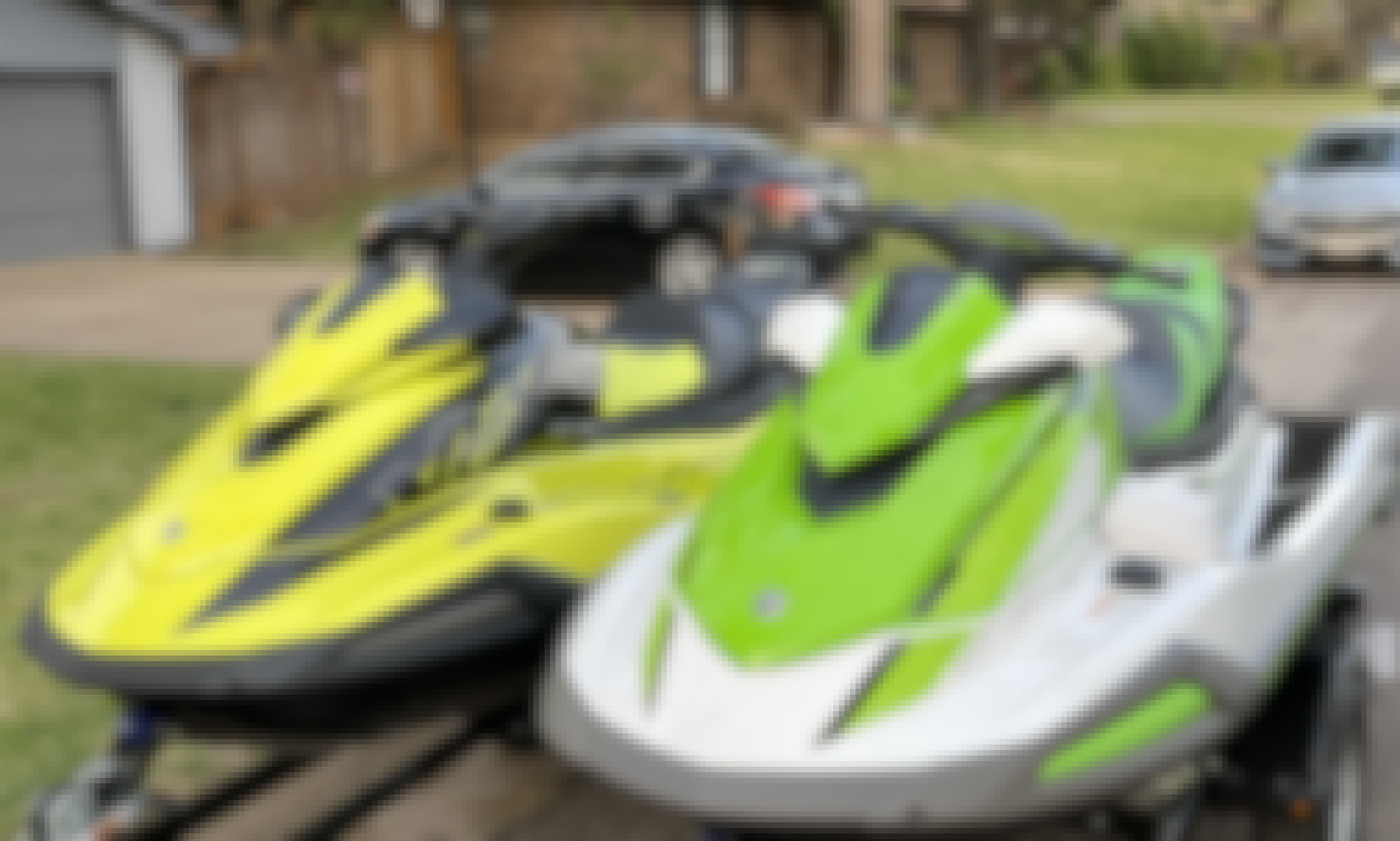 2021 Yamaha Waverunner Jet Skis For Rent x 2 | Lake Arlington