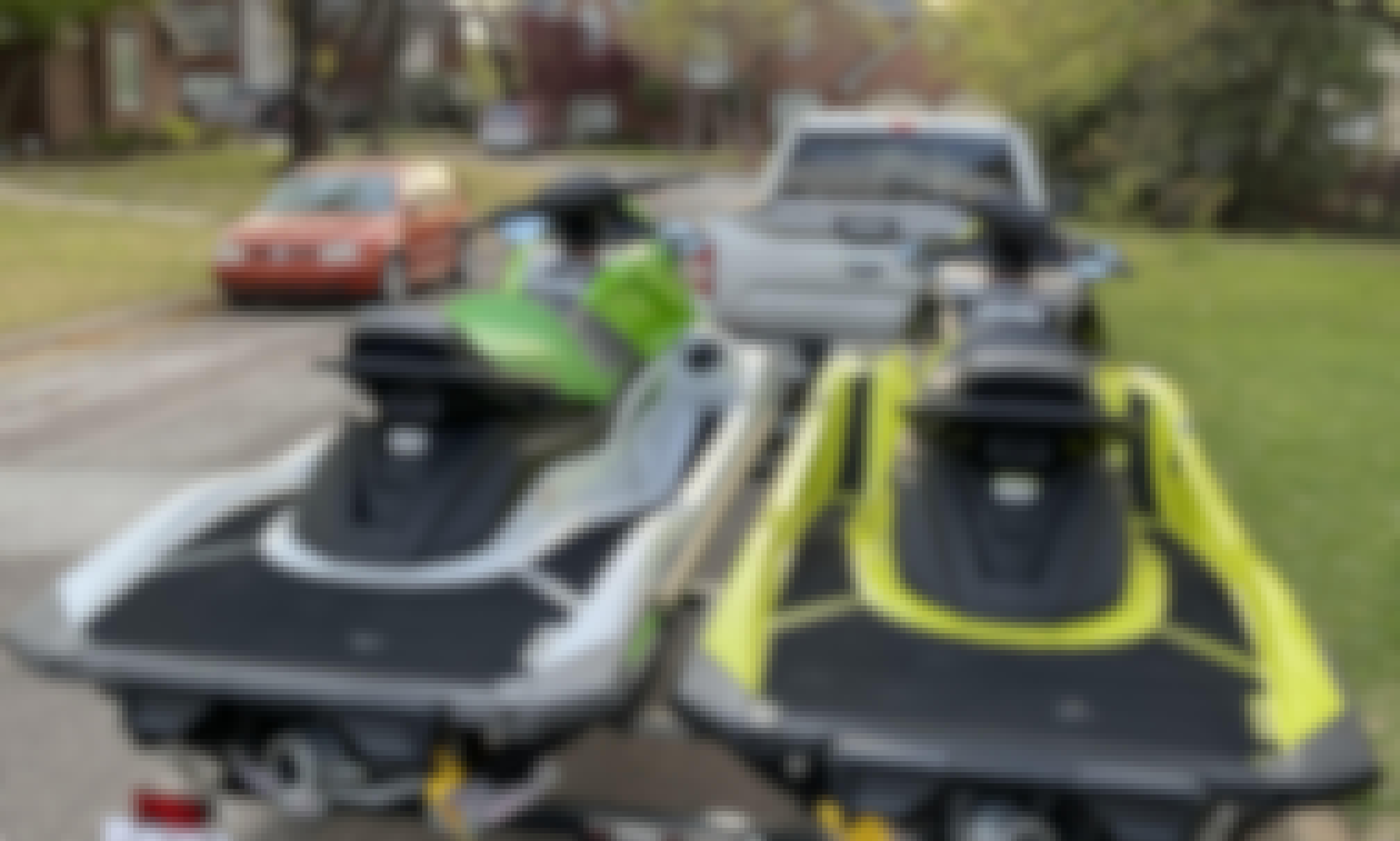 2021 Yamaha Waverunner Jet Skis For Rent x 2 | Grapevine Lake