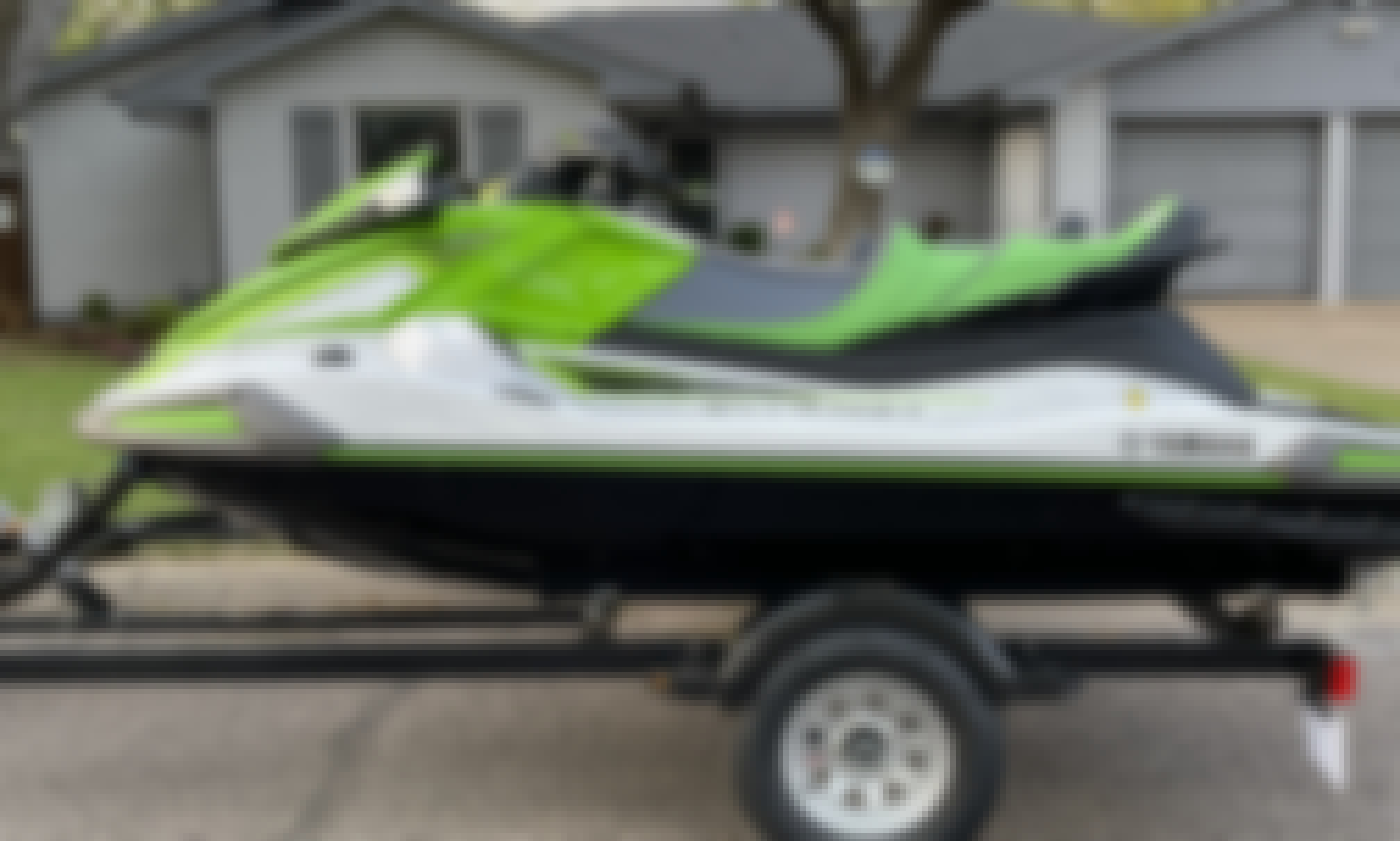 2021 Yamaha Waverunner Jet Skis For Rent x 2 | Possum Kingdom Lake