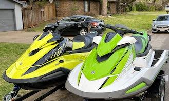 2021 Yamaha Waverunner Jet Skis x 2 | Lake Texoma | *MULTIPLE DAY RENTALS ONLY*
