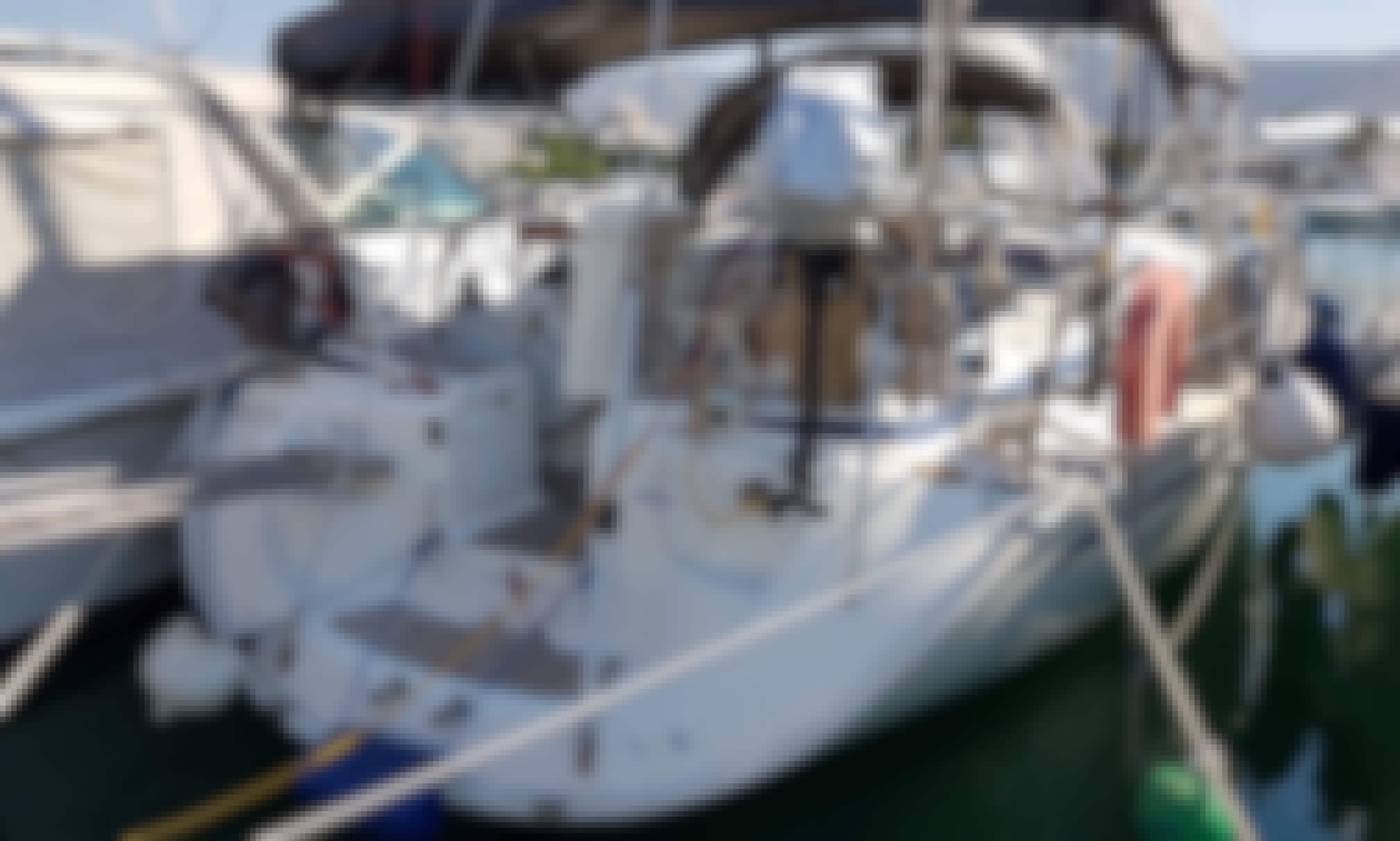 Bavaria Sailing Yacht in Paleo Faliro, Greece