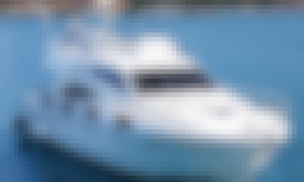Ferretti 530 Motoryacht in Ameglia, La Spezia, Italy