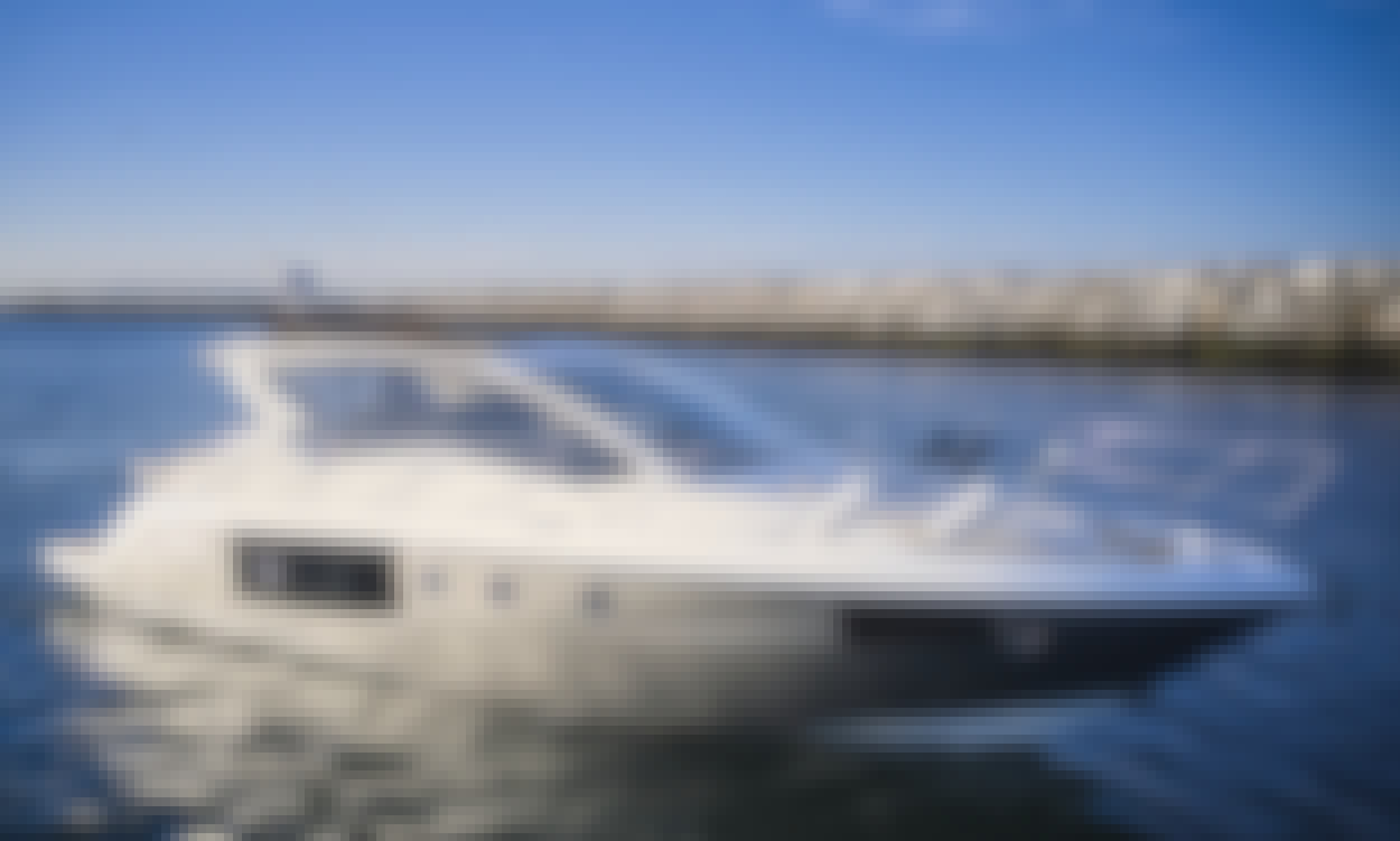 LIKE NEW Cranchi 44  Italian Express Cruiser in Marina del Rey  (First Time Offered for Charter)