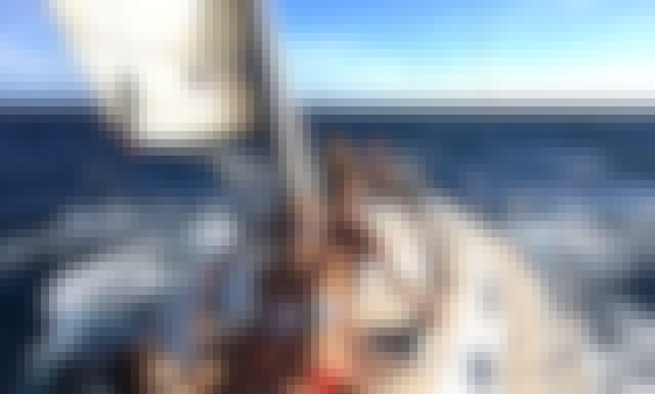 Sea of Cortez Ocean Crossing Sailboat