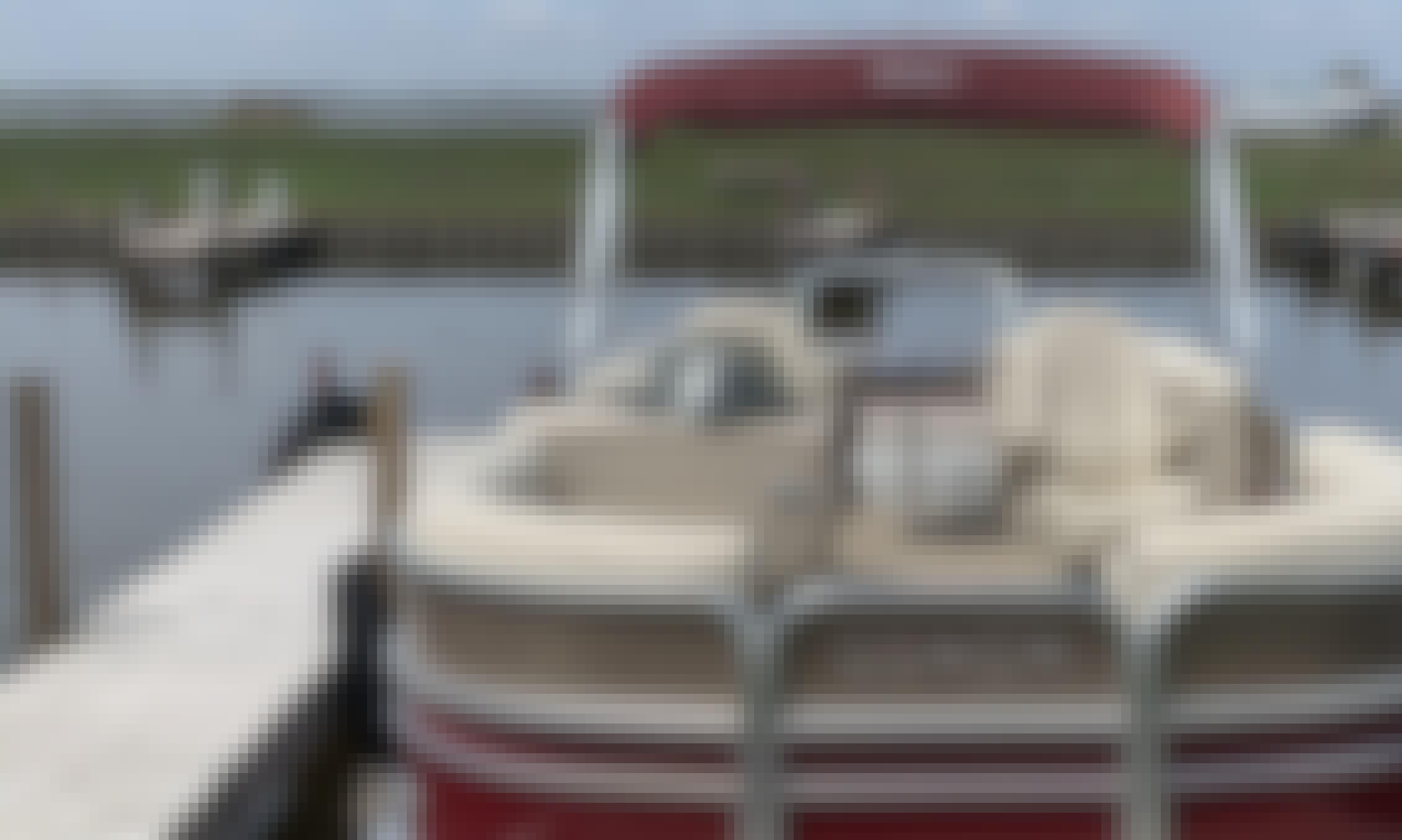 2018 Coach RF23 Pontoon!! Chain of the Lakes cruising!