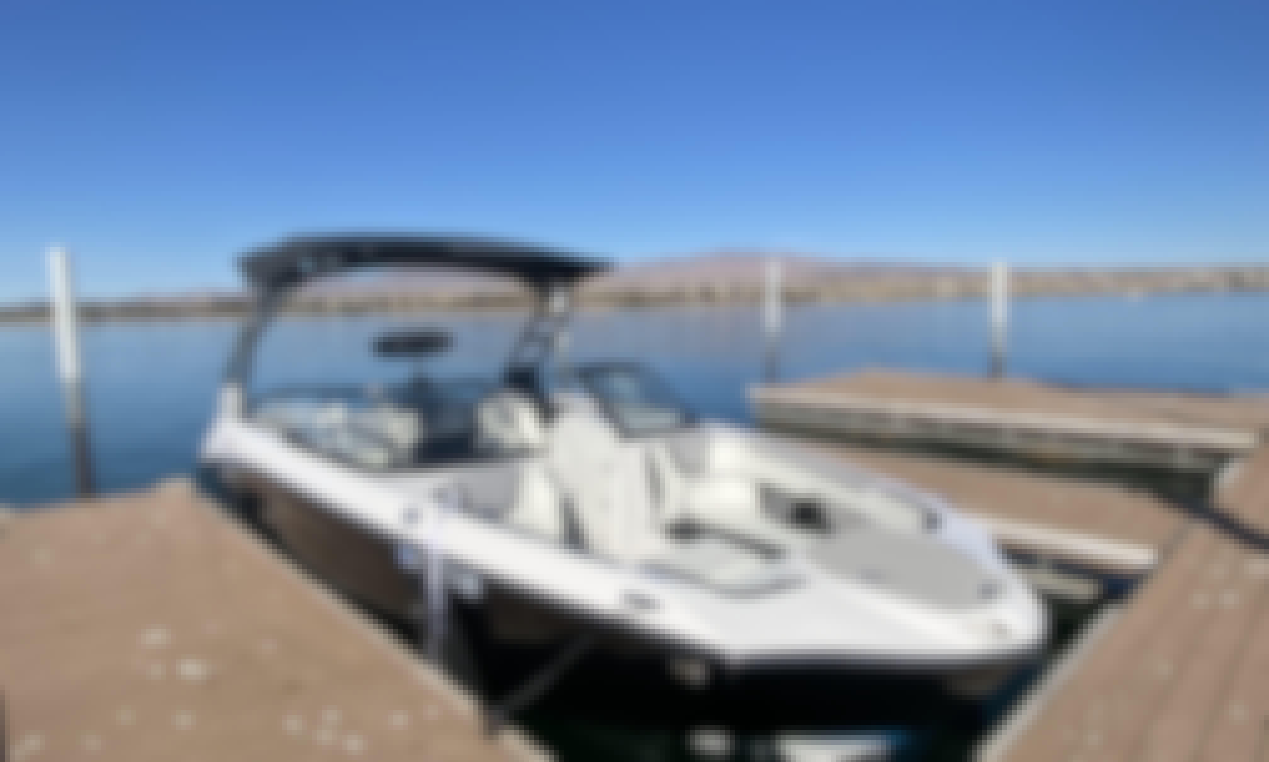 2021 Yamaha 252SD for rent Lake Havasu City AZ