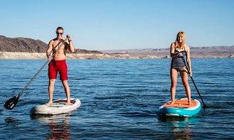 Stand up Paddle Board in Lake Havasu City