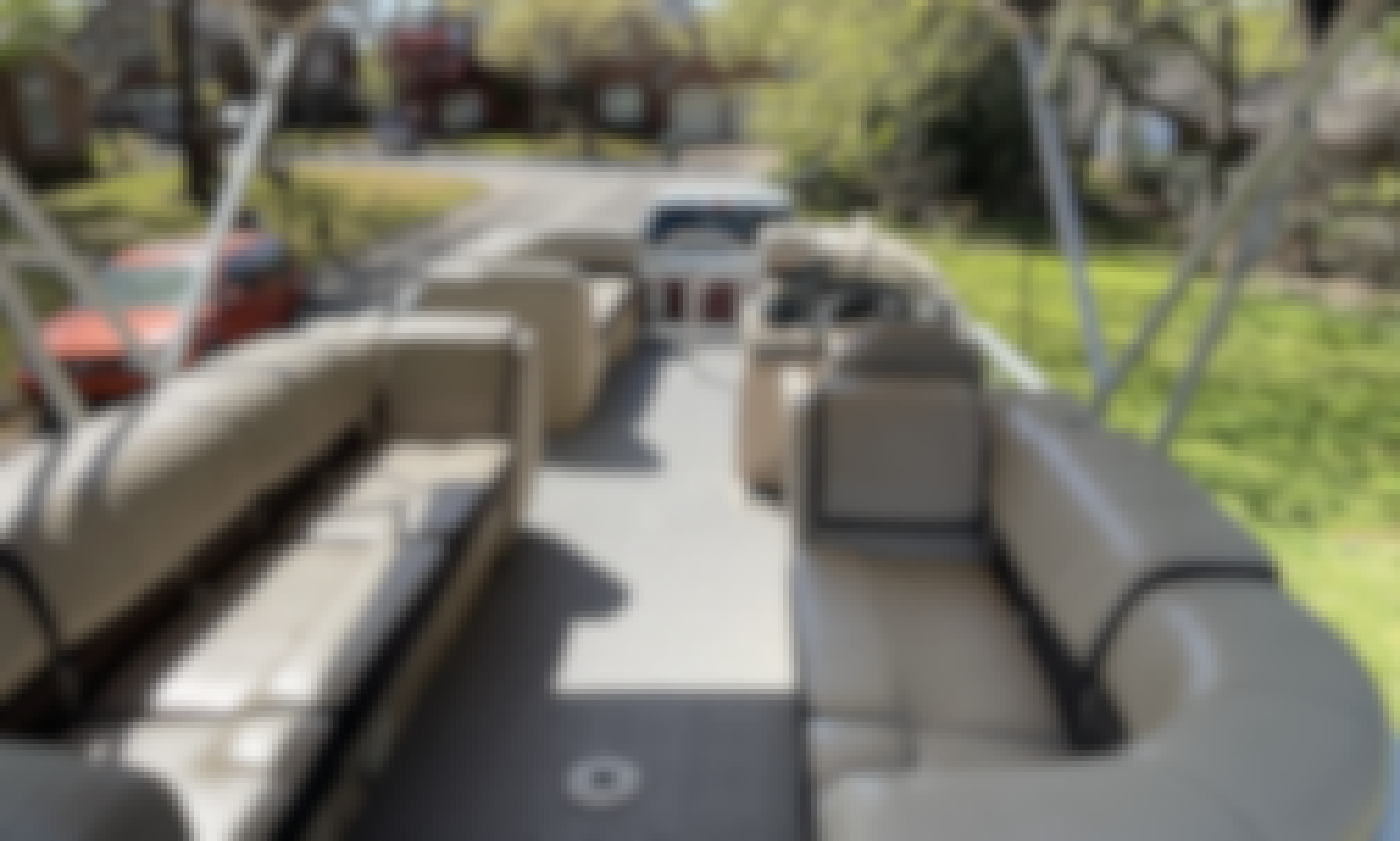 Sun Tracker 24' Pontoon Boat for Rent on Lake Whitney