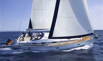 Bavaria 39' Sail boat from Rhodes Greece