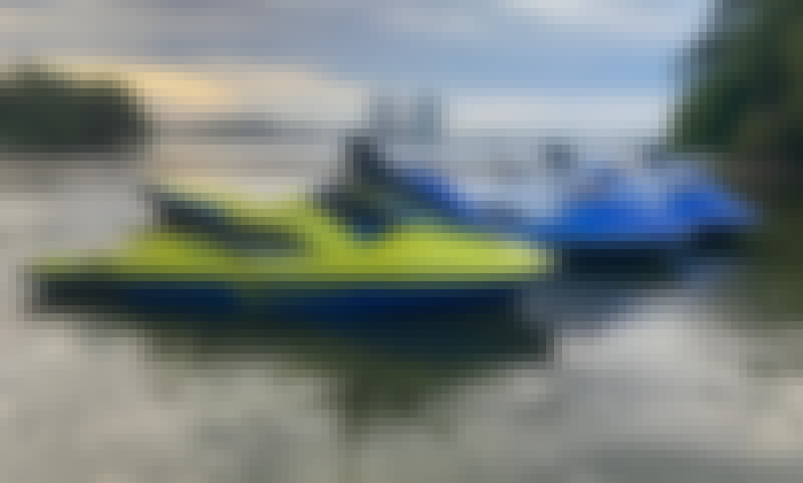 2020 Yamaha EX Deluxe Jetski Rentals in Haulover Park, Florida