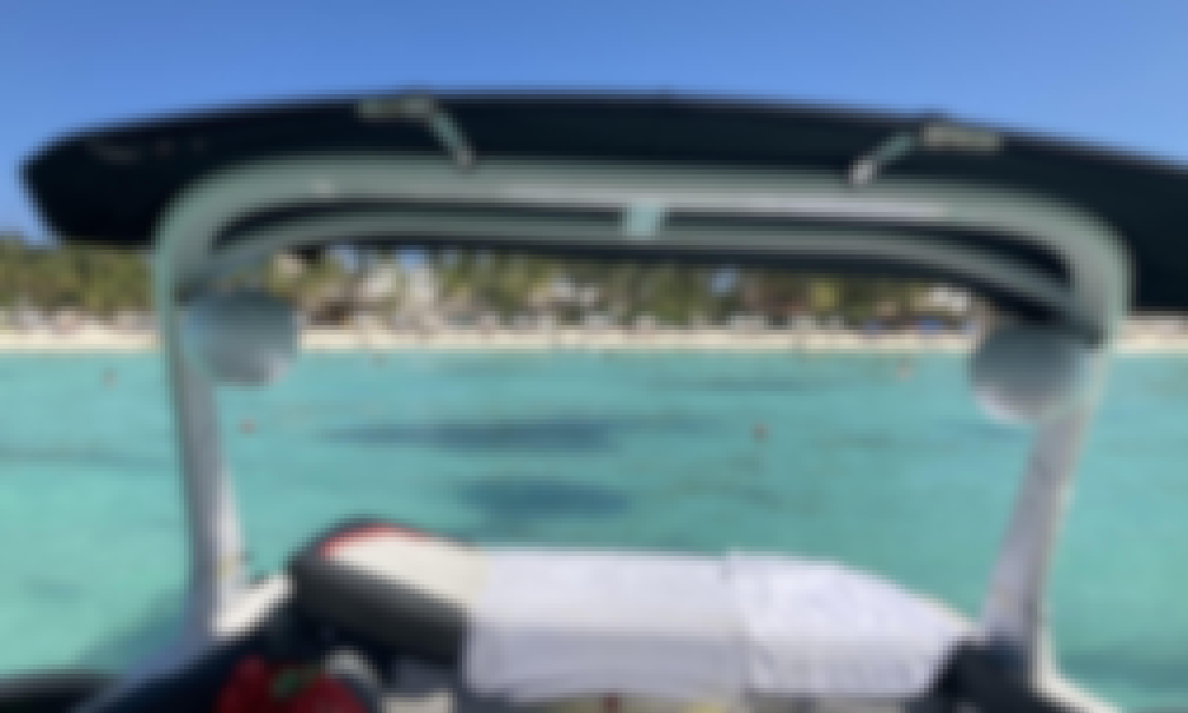Fourwinnns Signature Series 23' Powerboat in Cancún