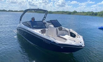 Yamaha Jetboat for Charter in Hallandale Beach