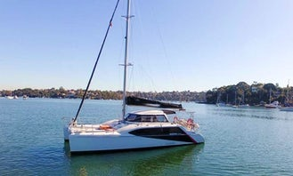 Captained Charter on Rockfish 2 around Sydney Harbour