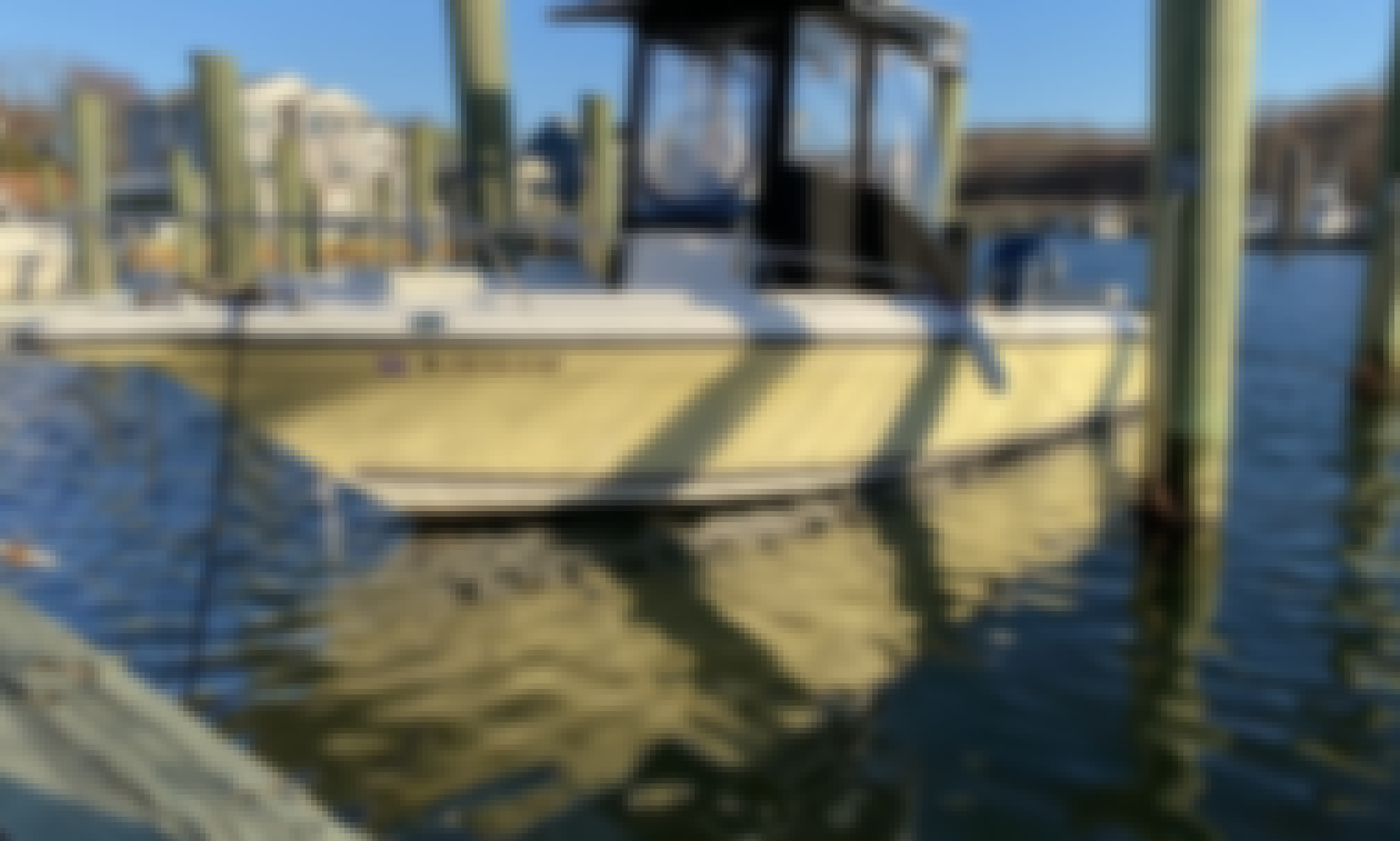2007 Century 20' Fishing Charter in Leonardo, NJ