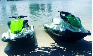 2021 Yamaha EX Deluxe and SeaDoo Jet Ski Rental in Tampa, Florida