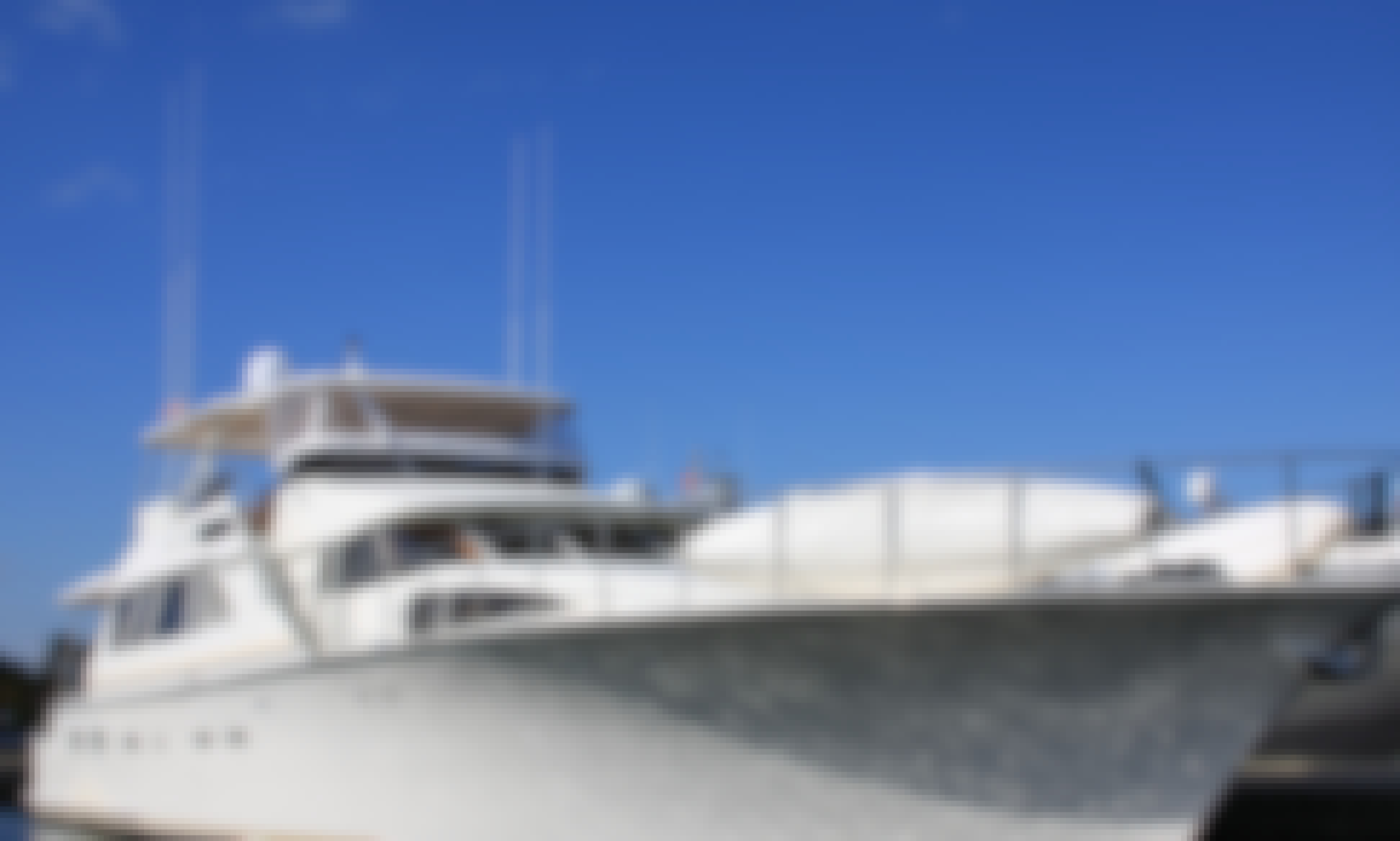 TIMELESS LUXURY MOTOR YACHT, LONG BEACH & LA
