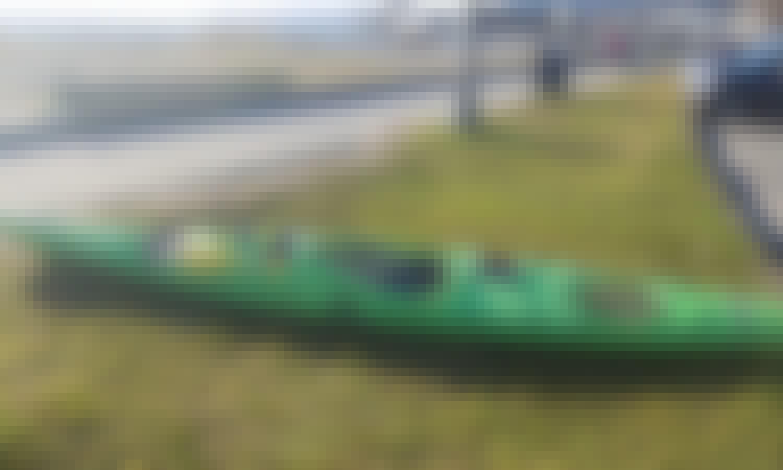 P&H Scorpio Mk1 Single Sea Kayak in North Vancouver