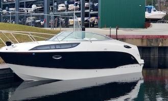 25 ft 2009 Bayliner Cruiser Power Boat fun!