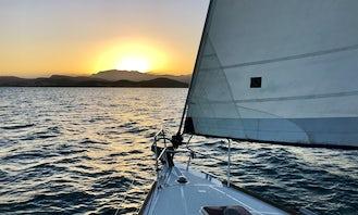 Sunset Sail Adventure - Private Charter in Fajardo, Puerto Rico