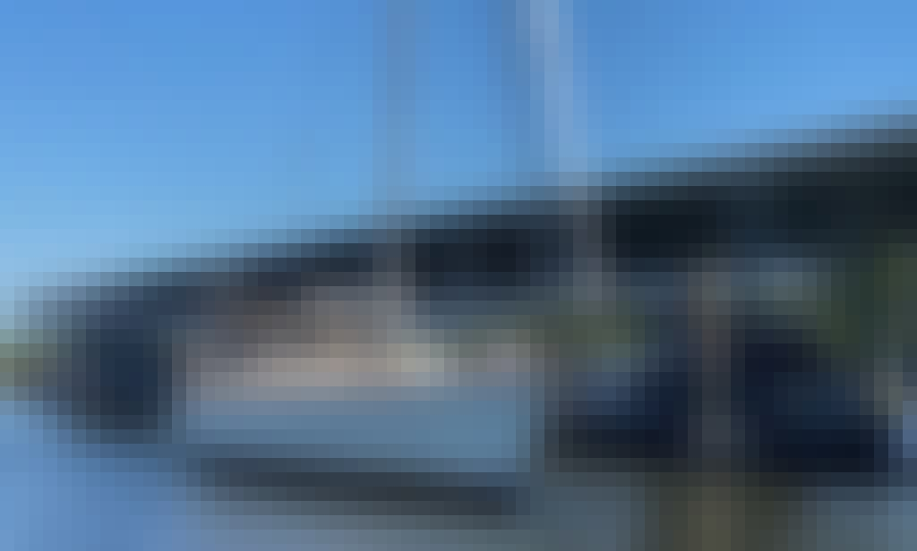 Shannon Cruising 52' Sailboat on Lake Pontchartrain
