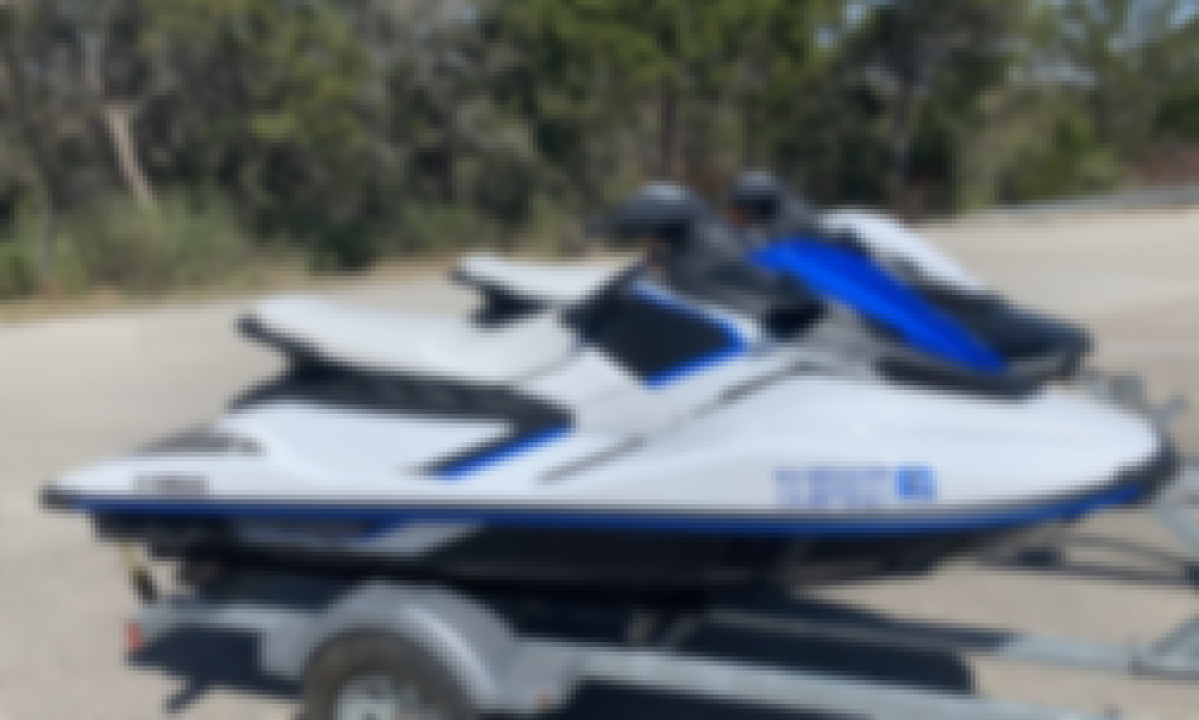 2018 Yamaha Waverunner for Rent in Austin