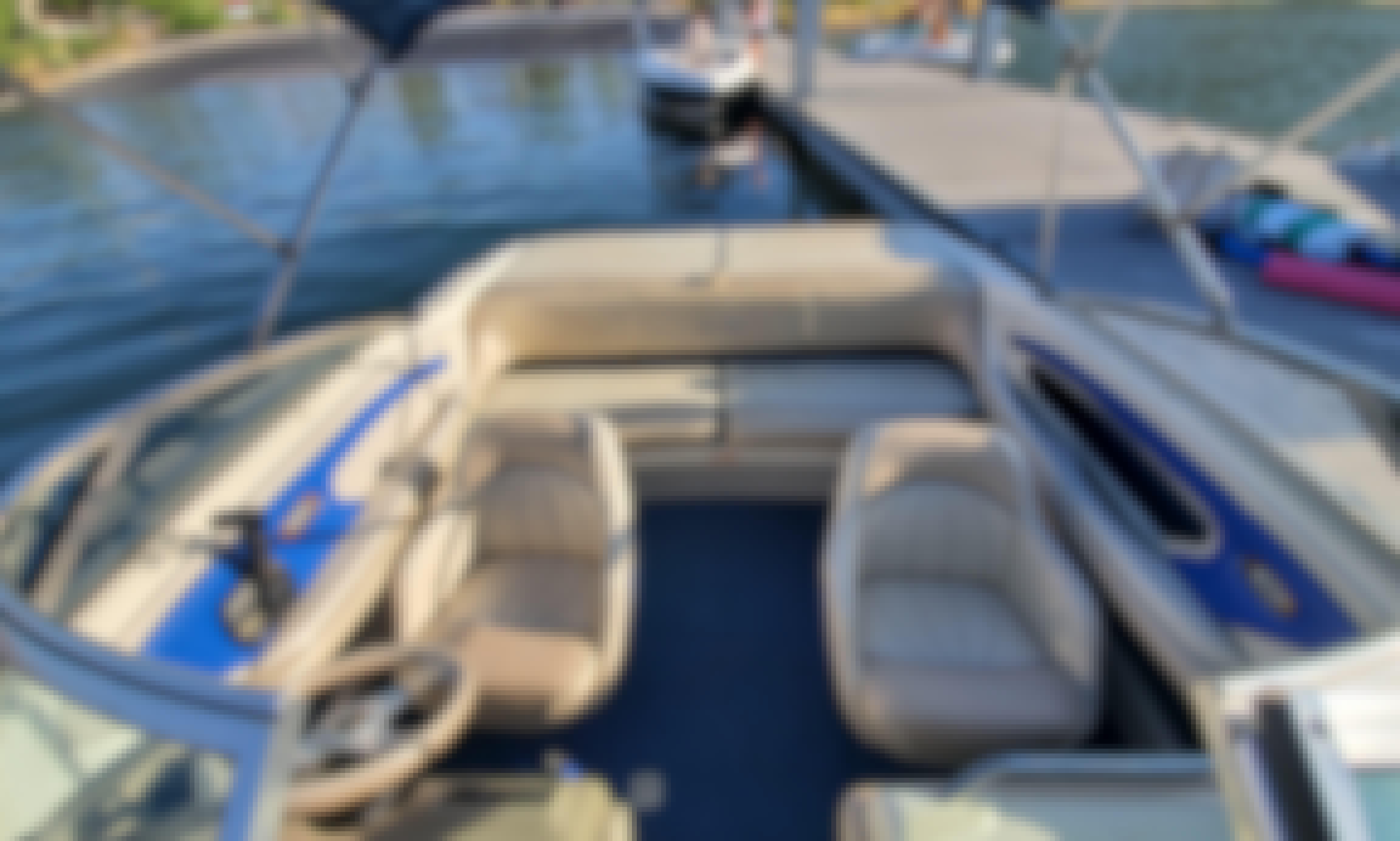 Fast and Fun Sea Ray 19' Powerboat in Arizona