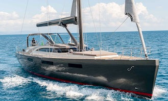 Crewed Charter on 78ft M/Y Gigreca in Alimos, Greece