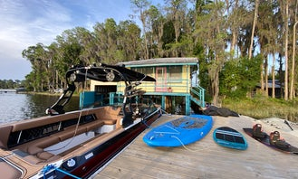 New Incredible CUSTOM 2019 Nautique GS24 Wakeboat for rent in Odessa, Florida