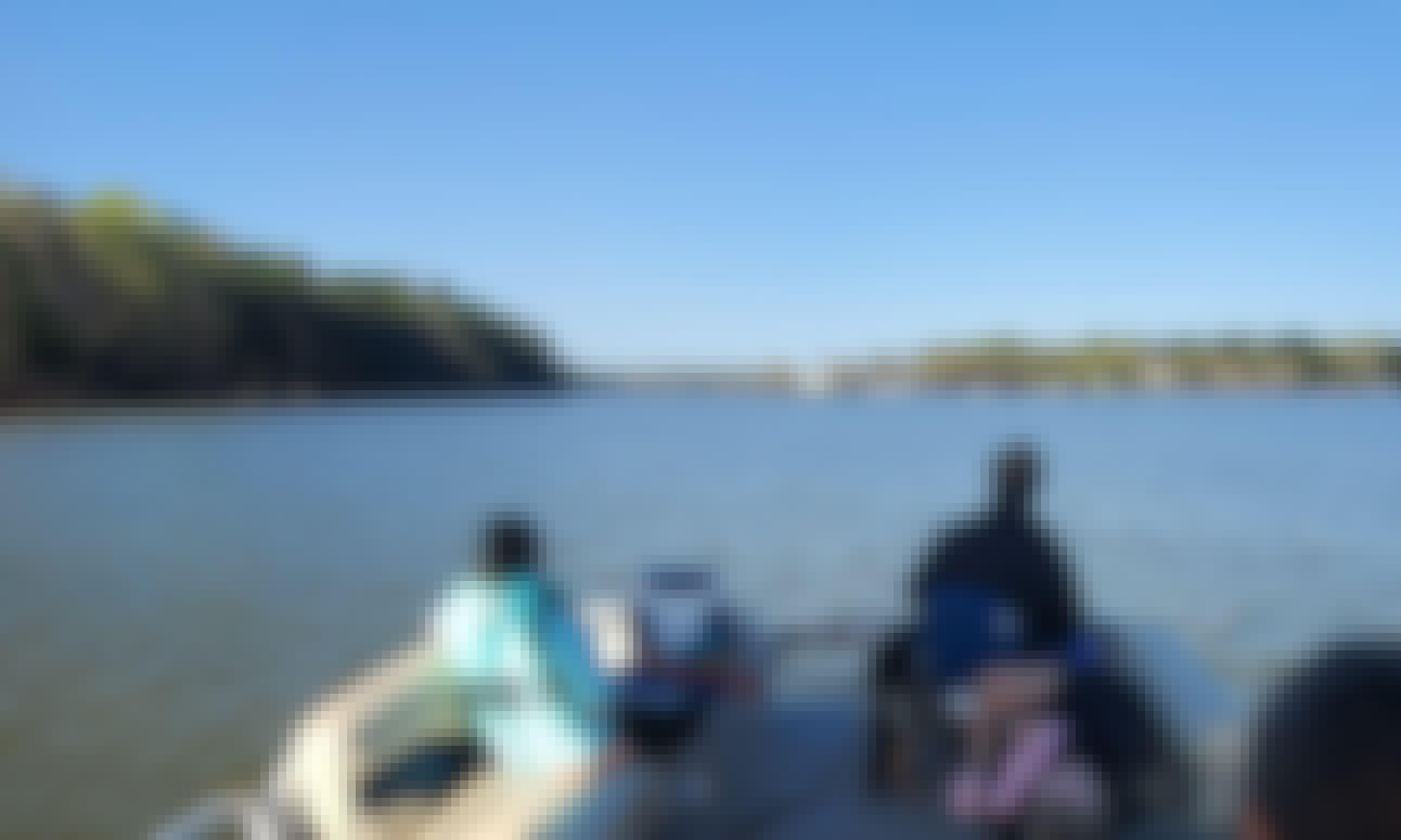 2001 Godfrey Powerboat for Rent in Mooresville