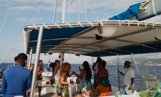 Private Group Sail and Snorkel Montego Bay