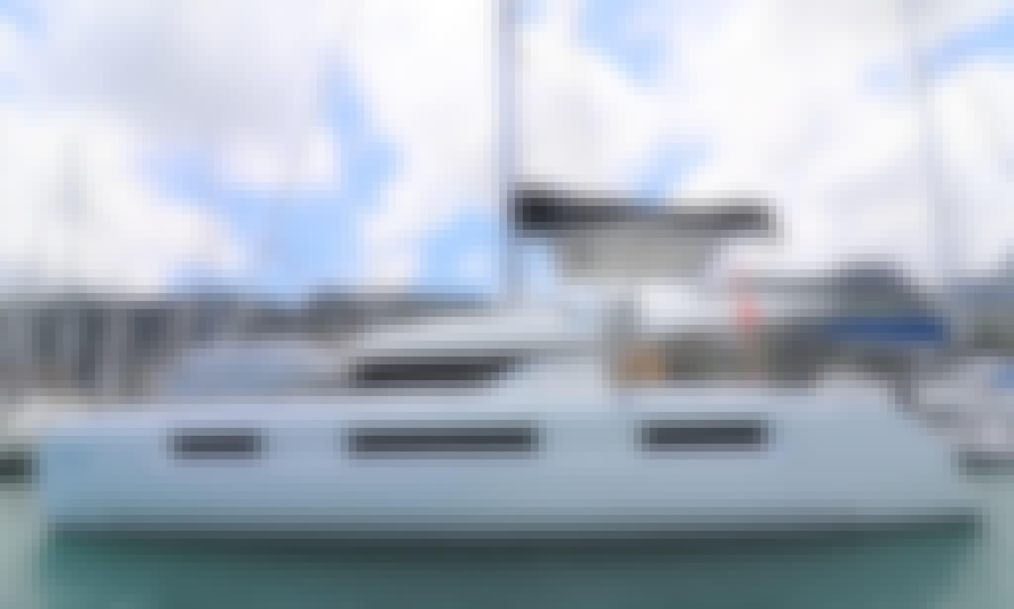Saphara Lagoon 50 Sailing Catamaran Rental in Mahé, Seychelles