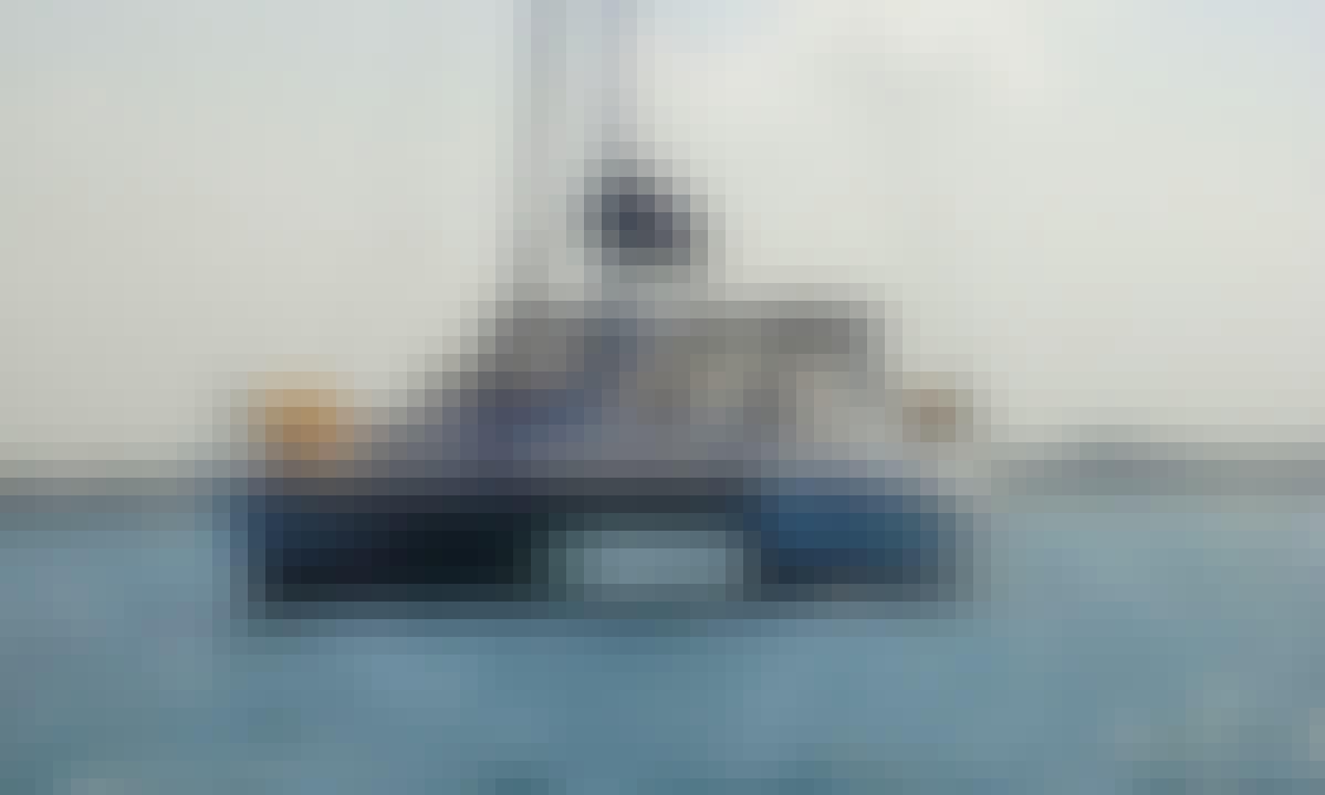 Dalfawn Majestic 530 Cruising Catamaran Charter in Mahé, Seychelles