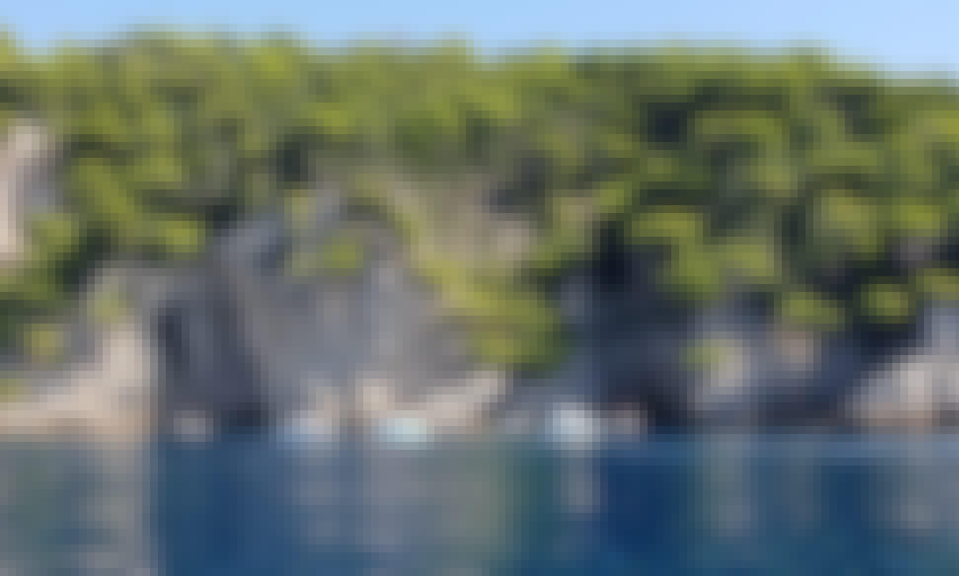 Pasara 460 Powerboat in Dubrovnik, Croatia!