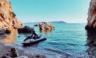 Rent Yamaha Waverunner in Dubrovnik, Croatia