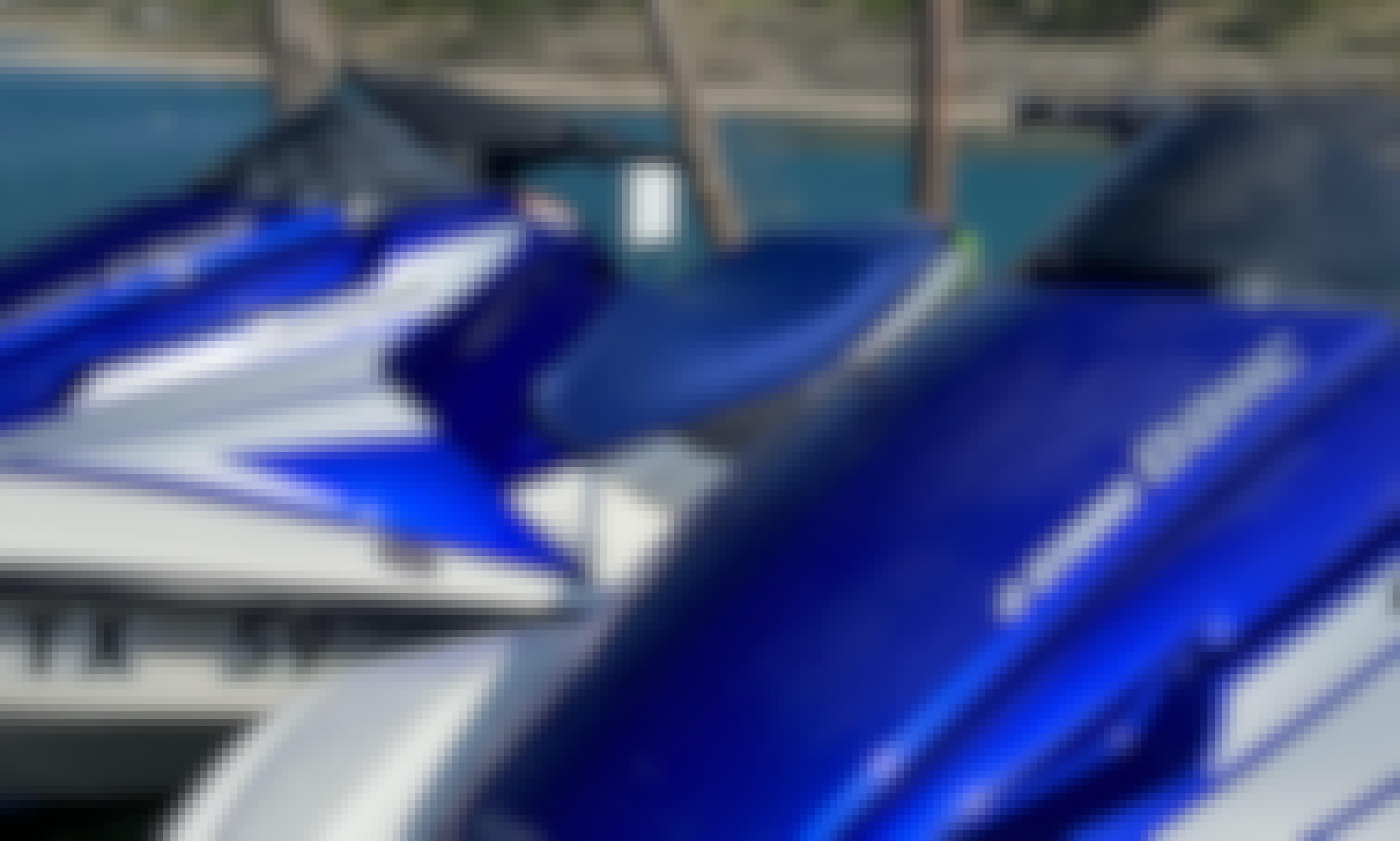 Honda Jet Skis at Canyon Lake